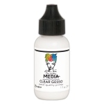 Ranger - Dina Wakley Media - 1 oz - Clear Gesso