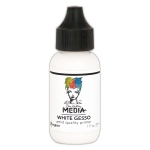 Ranger - Dina Wakley Media - 1 oz - White Gesso