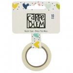 Simple Stories - Carpe Diem - Domestic Bliss - Washi Tape - Bless This Mess