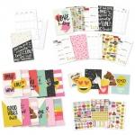Simple Stories - Carpe Diem - Emoji Love - A5 12 Month Planner Insert Set