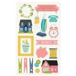 Simple Stories - Carpe Diem - Home - Domestic Bliss Doc-It Journal
