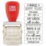 Simple Stories - Carpe Diem - Say Cheese III - Roller Stamp