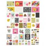 Simple Stories - Carpe Diem - Emoji Love - SN@P! Pack