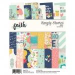 Simple Stories - Carpe Diem - Faith - 6x8 Pad