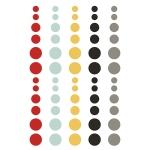 Simple Stories - Carpe Diem - Say Cheese III - Enamel Dots