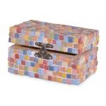 Blue Hills Studio™ Mini Mosaic Set - Multi; Color: Multi; Material: Stone (Cuttable); Type: Tile; (model BHS515), price per set