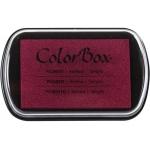 ColorBox® Full Size Ink Pad Sangria, (model CS15240), price per each