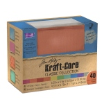 Core'dinations - Tim Holtz - Kraft-Core - Classic - A2 Cards and Envelopes