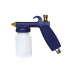 Paasche Model 62 Sprayer with Plastic Bottle: Size #2, 1.61mm