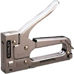 Stanley® Sharpshooter™ Light-Duty Tacker Staple Gun; Type: Staple Gun; (model TR45), price per each