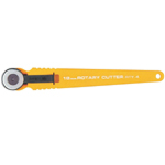 Olfa® Rotary Cutter; Style: Rotary; Type: Knife; (model OL-RTY4), price per each