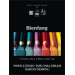 "Bienfang® 18"" x 24"" Raritan Drawing Paper Pad; Color: White/Ivory; Format: Pad; Quantity: 30 Sheets; Size: 18"" x 24""; Texture: Medium; Weight: 70 lb; (model 523WB-257), price per 30 Sheets pad"
