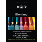 "Bienfang® 9 x 12 Smooth Finish White Drawing Bristol Board Pads: Smooth, Pad, 20 Sheets, 9"" x 12"", 146 lb, (model 528P-121), price per 20 Sheets pad"