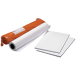 "Clearprint® 9040IJ 24"" x 36"" Bright White Bond Plotter Paper Sheets: White/Ivory, Matte, Sheet, 100 Sheets, 24"" x 36"", 24 lb, (model CP94201528), price per 100 Sheets"