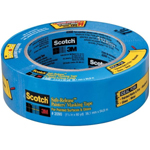 "Scotch® 3/4"" Safe Release™ Painters' Masking Tape; Color: Blue; Type: Paint; Width: 3/4""; (model 2090), price per each"