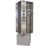 Chartpak® AD™ Marker Display; Color: Multi; Ink Type: Xylene-Based; Tip Type: Tri-Nib; (model ADSRD), price per each
