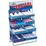 Alvin® Eraser Display: Manual, (model 1017D), price per each