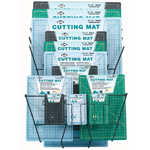 Alvin® Professional Cutting Mat Display: Vinyl, Multi, Cutting Mat, (model CM050D), price per each
