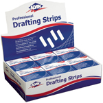 "Alvin® Drafting Strips Display; Size: 3/8"" x 1 1/2""; (model DS125D), price per each"