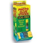 Pioneer®  Photo Glue Stick™ Photo Glue Stick; Strength: Permanent; (model PGSD), price per each