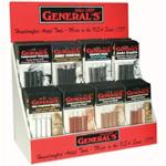 General's® Compressed Art Sticks Display: Stick, (model G9458D), price per each