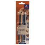 Conte™ 6-Piece Graphic Set; Color: Multi; Type: Drawing; (model C50105), price per set