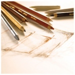 Conte™ 6-Piece Classic Drawing Set; Color: Multi; Type: Drawing; (model C50106), price per set