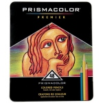 Prismacolor® Premier Colored Pencil 48-Color Set; Color: Multi; (model PC955), price per set