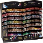 Prismacolor® Art Stix® Premier Colored Pencil Display Assortment; Format: Pencil; Lead Color: Multi; (model SN77781D), price per each