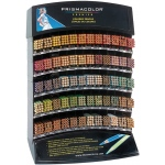 Prismacolor® Premier Colored Pencil Display Assortment; Lead Color: Multi; (model PC60D), price per each