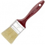 "Princeton™ Best Gesso Brush 2""; Grade: Best; Length: Long Handle; Material: Bristle, Natural; Type: Gesso; (model 5450F-200), price per each"