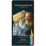 Prismacolor® Verithin® Premier Pencil 12-Color Set: Multi, (model E796), price per set