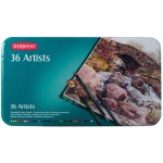 Derwent Artist Pencil 36-Color Tin Set: Multi, (model 32096), price per set