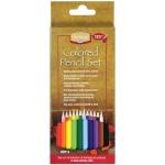 Heritage Arts™ 12-Piece Colored Pencil Set; Color: Multi; Format: Pencil; Lead Color: Multi; Lead Size: 3mm; (model HCP12), price per set