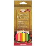 Heritage Arts™ 24-Piece Colored Pencil Set; Color: Multi; Format: Pencil; Lead Color: Multi; Lead Size: 3mm; (model HCP24), price per set