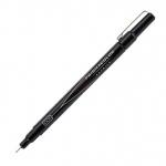 Prismacolor® Premier Black Fine Line Marker .005 Nib: Black/Gray, .005mm, Fine Nib, (model SN14178), price per each