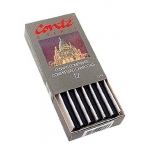 Conte™ Compressed Charcoal 4B.: 4B, Stick, (model C2229), price per box