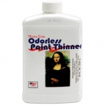 Mona Lisa™ Odorless Thinner 32oz: 32 oz, Solvents, (model ML190032), price per each