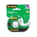 """Scotch® Magic™ 3/4"""" x 650"""" Tape: Clear, 3/4"""" x 650"""", Magic, 3/4"""", (model 122), price per each"""