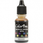 ColorBox® Archival Dye Refill Squash; Color: Yellow; Format: Pad; Ink Type: Dye-Based; (model CS27427), price per each