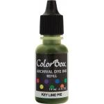 ColorBox® Archival Dye Refill Key Lime Pie: Yellow, Pad, Dye-Based, (model CS27415), price per each