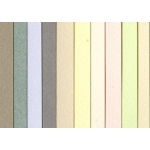 "Canson Mi-Teintes Pastel Paper: Pastel Colors, Sheet Packs, 19"" x 25"", Pack of 10"
