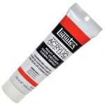 Liquitex Professional Series Heavy Body Acrylic Paints: Price Series 2, Cadmium Red Light Hue, 4.65 oz. Tube