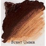 Professional Permalba Burnt Umber: 150ml Tube