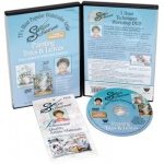 Susan Scheewe DVD: Watercolor Trees & Leaves 3 Hour Workshop DVD PLUS 2 Complete Watercolor Paintings