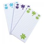 Mishu Black 50-Sheet Notepad: Red/Pink, Pad, 50 Sheets, Notepad, (model M143), price per 50 Sheets pad