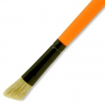 Dynasty® Urban FX Natural Bristle Small Edger: Long Handle, Bristle, Edger, Small, Urban Art, (model FM35331), price per each