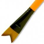 Dynasty® Urban FX Synthetic Notch Brush: Long Handle, Synthetic, Notch, Urban Art, (model FM35337), price per each