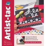 "Grafix® Artist-Tac™ 11"" x 17"" Adhesive Sheets; Format: Sheet; Quantity: 25 Sheets; Size: 11"" x 17""; (model KATP1117-25), price per 25 Sheets"