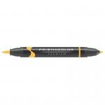 Prismacolor® Premier Brush Marker Neon Orange; Color: Orange; Double-Ended: Yes; Ink Type: Alcohol-Based, Dye-Based; Tip Type: Brush Nib, Fine Nib; (model PB175), price per each